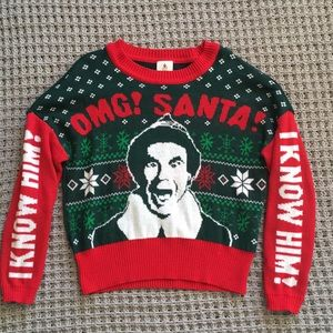 Elf Christmas sweater!